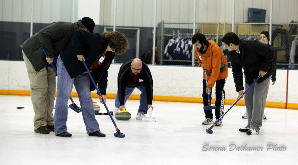 Private Curling Event